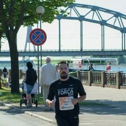 Lattelecom Riga Marathon - Enes Sedić (831)