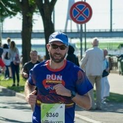 Lattelecom Riga Marathon - Luke Cibich (8360)