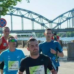 Lattelecom Riga Marathon - Manuel Wägele (6775)