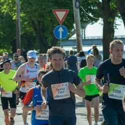 Lattelecom Riga Marathon - Serhii Vedmitskyi (1357)