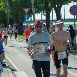 Lattelecom Riga Marathon - Valters Kaminskis (1439)