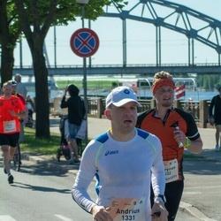 Lattelecom Riga Marathon - Andrius Matuliauskas (1331)