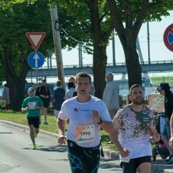 Lattelecom Riga Marathon - Dzintars Petrovs (1990)