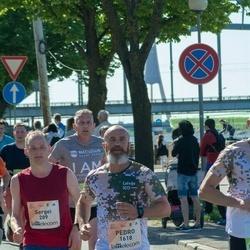 Lattelecom Riga Marathon - Pedro Sandoval Conesa (1618)