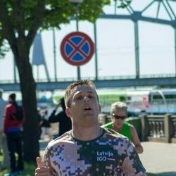 Lattelecom Riga Marathon - Pedro Diaz Castillo (5751)
