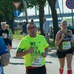 Lattelecom Riga Marathon - Jānis Andrējevs (3366)