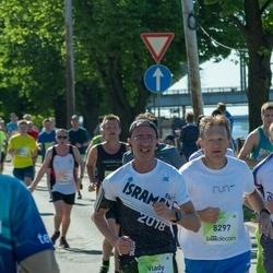 Lattelecom Riga Marathon - Vlady Bakhrakh (3113), Ģirts Zīlišķis (8297)