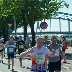 Lattelecom Riga Marathon - Matīss Siliņš (3999)