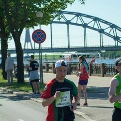Lattelecom Riga Marathon - Tobias Stenås (3742)