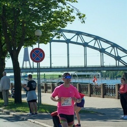 Lattelecom Riga Marathon - Dario Lopez (1407)