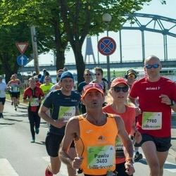Lattelecom Riga Marathon - Pawlu Camilleri (3403)