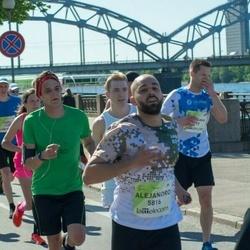 Lattelecom Riga Marathon - Alejandro Morales Garcia (5816)