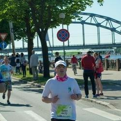 Lattelecom Riga Marathon - Sven Burk (4472)