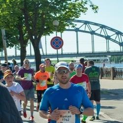 Lattelecom Riga Marathon - Roman Noskov (1762)