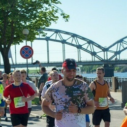 Lattelecom Riga Marathon - Guntars Kukuļinskis (3383)