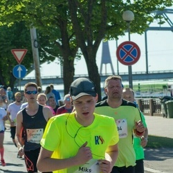 Lattelecom Riga Marathon - Miks Mežvēvers (129)