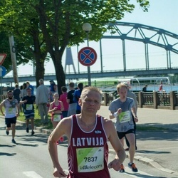 Lattelecom Riga Marathon - Sandris Balinskis (7837)