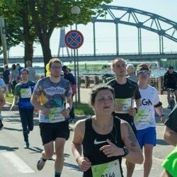 Lattelecom Riga Marathon - Lāsma Turkopole (8146)