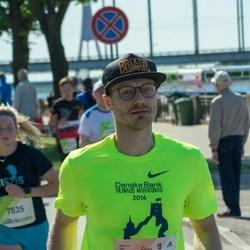 Lattelecom Riga Marathon - Ernests Važa (647)
