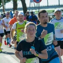 Lattelecom Riga Marathon - Paula Rozenvalde (7535)