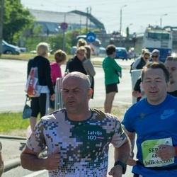Lattelecom Riga Marathon - David Aulet Garcia (5813)