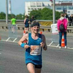 Lattelecom Riga Marathon - Andrea Pomesano (1589)
