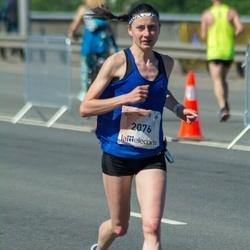 Lattelecom Riga Marathon - Iryna Lapitskaya (2076)