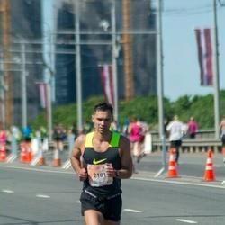 Lattelecom Riga Marathon - Ilya Arzamasov (2101)