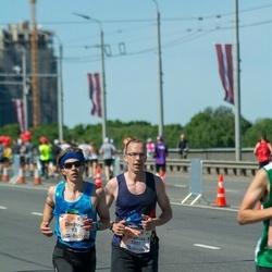 Lattelecom Riga Marathon - Dmytro Malezhyk (93), Imantas Masiulis (1001)