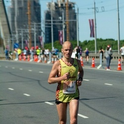 Lattelecom Riga Marathon - Jānis Actiņš (1948)
