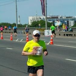 Lattelecom Riga Marathon - Tomas Segalis (1978)