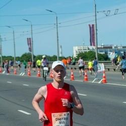 Lattelecom Riga Marathon - Dmitrii Fineev (855)