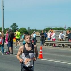 Lattelecom Riga Marathon - Matīss Haritonovs (677)
