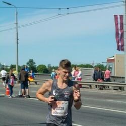 Lattelecom Riga Marathon - Jānis Liepiņš (2228)