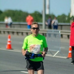 Lattelecom Riga Marathon - Edgars Dzenuška (1340)