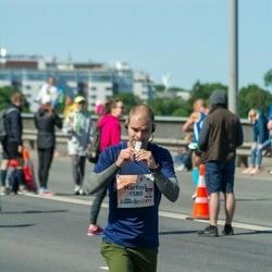 Lattelecom Riga Marathon - Mārtiņš Ragainis (1580)