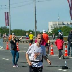 Lattelecom Riga Marathon - Mihails Golubevs (1087)