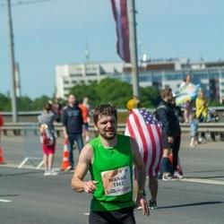 Lattelecom Riga Marathon - Mikhail Savenkov (1362)