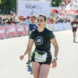 Lattelecom Riga Marathon - Anna Dmitrieva (4712)