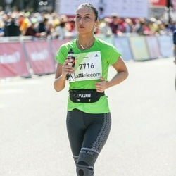 Lattelecom Riga Marathon - Aija Mačule (7716)