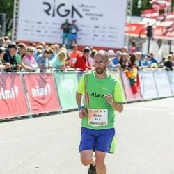 Lattelecom Riga Marathon - Alex Delori (847)