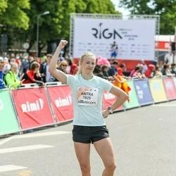 Lattelecom Riga Marathon - Antra Dumbrovska (1825)