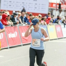 Lattelecom Riga Marathon - Anna Titareva (1058)