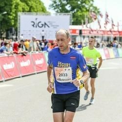 Lattelecom Riga Marathon - Ainārs Miņins (2033)