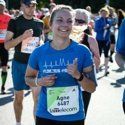 Lattelecom Riga Marathon - Agne Lapsa (6487)