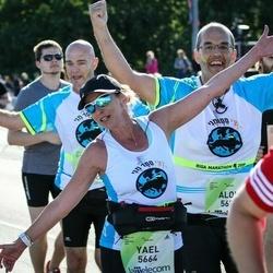 Lattelecom Riga Marathon - Yael Hoffen (5664), Alon Yeger (5677)