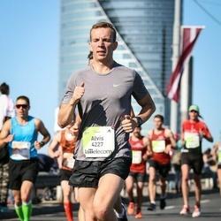 Lattelecom Riga Marathon - Alvis Danovskis (4227)