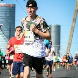 Lattelecom Riga Marathon - Aleksis Rotars (7881)