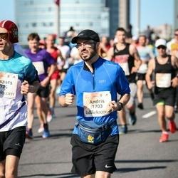 Lattelecom Riga Marathon - Andris Lejnieks (1703)
