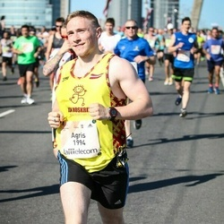 Lattelecom Riga Marathon - Agris Hatko (1994)
